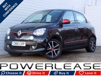 USED 2016 16 RENAULT TWINGO 0.9 DYNAMIQUE S TCE 5d AUTO 90 BHP 1/2 LEATHER 20 POUND TAX FSH