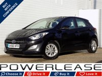 2016 HYUNDAI I30 1.6 CRDI SE NAV BLUE DRIVE 5d 109 BHP £9489.00