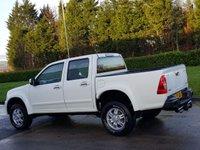 USED 2010 60 ISUZU RODEO 2.5 TD RODEO DENVER DCB 4d 135 BHP