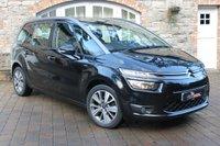2015 CITROEN C4 GRAND PICASSO 1.6 E-HDI EXCLUSIVE ETG6 5d AUTO 113 BHP £12950.00