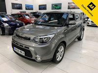 USED 2016 66 KIA SOUL 1.6 CRDI CONNECT 5d 134 BHP