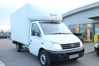 View our LDV MAXUS