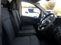 USED 2014 14 MERCEDES-BENZ VITO 2.1 113 CDI AC LWB LONG LWB, ONE OWNER, FULL DEALER HISTORY, REAR RACKING,