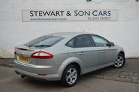 USED 2009 59 FORD MONDEO 2.0 ZETEC TDCI 5d 140 BHP CHEAP CAR WITH LOW MILEAGE