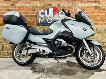 2010 BMW R1200RT ABS ESA £5990.00
