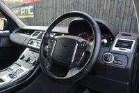 USED 2013 13 LAND ROVER RANGE ROVER SPORT 3.0 SDV6 HSE BLACK 5d AUTO 255 BHP Full Service History