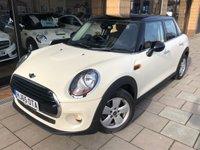 2015 MINI HATCH COOPER 1.5 COOPER 5d AUTO 134 BHP £13000.00
