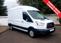 USED 2014 14 FORD TRANSIT 350 FWD  2.2 125 BHP L3 H3  ***CHOOSE FROM 70 VANS***