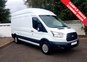 2014 FORD TRANSIT 350 FWD  2.2 125 BHP L3 H3  ***CHOOSE FROM 70 VANS*** £7999.00