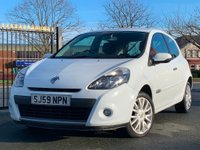 USED 2009 59 RENAULT CLIO 1.2 16v Dynamique 3dr Low Insurance Group