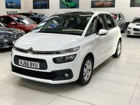 USED 2017 66 CITROEN C4 PICASSO 1.6 BLUEHDI TOUCH EDITION S/S 5d 118 BHP
