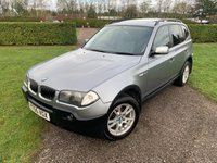 USED 2005 55 BMW X3 2.0 D SE 5d 148 BHP Full Service History Leather Glass Roof MINT!! Full Service History, MOT 12/19, Recent Service, Front And Rear Parking Sensors, X3 Keys, Full Leather Upholstery, Cruise Control, Fixed Glass Roof, Aircon, Drives And Looks Perfctly, Alloys, Aircon, X4 Elec Windows, Elec Mirrors, Full Carpet Mat Set, Elec Mirrors, Very Very Clean And Tidy Example