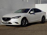 2015 MAZDA 6 2.2 D SPORT NAV 4d 148 BHP £10475.00