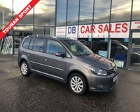 USED 2010 60 VOLKSWAGEN TOURAN 2.0 SPORT TDI 5d 142 BHP NO DEPOSIT AVAILABLE, DRIVE AWAY TODAY!!