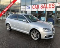 USED 2009 09 AUDI A3 1.4 TFSI S LINE 5d 123 BHP NO DEPOSIT AVAILABLE, DRIVE AWAY TODAY!!