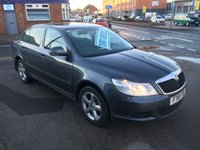 USED 2011 61 SKODA OCTAVIA 1.6 SE PLUS TDI CR DSG 5d AUTOMATIC 104 BHP *** 12 MONTHS WARRANTY ***
