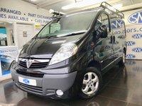 2013 VAUXHALL VIVARO 2.0 2700 CDTI SPORTIVE 1d 113 BHP £7500.00