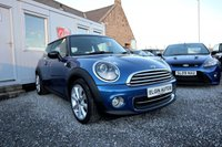 2013 MINI HATCH Cooper 1.6 [ Sport Chili Pack ] 3dr ( 122 bhp ) £8995.00