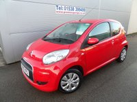 USED 2010 10 CITROEN C1 1.0 VTR PLUS 3d 68 BHP 60000 MILES LOW TAX AND INSURANCE GROUP