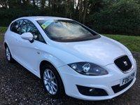 2011 SEAT LEON 1.6 CR TDI SE COPA 5d 103 BHP £6475.00