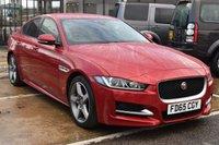 2016 JAGUAR XE 2.0 R-SPORT 4d AUTO 178 BHP £16995.00