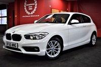 USED 2015 65 BMW 1 SERIES 1.5 116D SE 3d 114 BHP