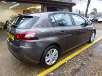 USED 2015 65 PEUGEOT 308 1.6 BLUE HDI S/S ACTIVE 5d 120 BHP