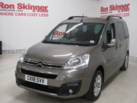 USED 2018 18 CITROEN BERLINGO MULTISPACE 1.6 BLUEHDI PLATINUM 5d 98 BHP