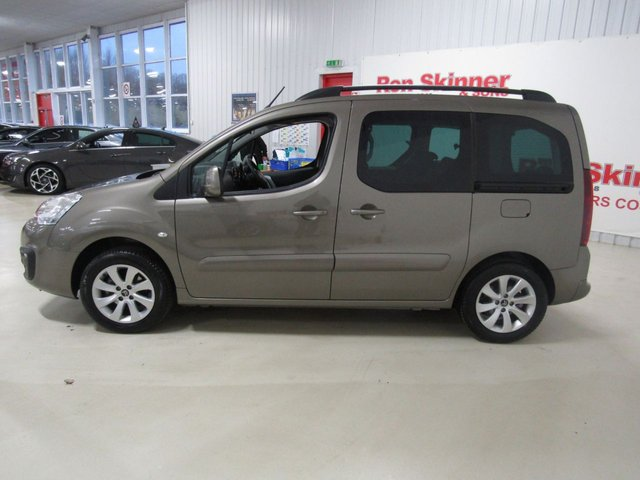 CITROEN BERLINGO MULTISPACE at Ron Skinner and Sons