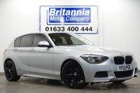 2013 BMW 1 SERIES 2.0 118D DIESEL M SPORT 5 DOOR AUTOMATIC 141 BHP £9990.00