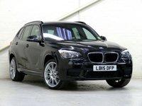 2015 BMW X1 2.0 XDRIVE20D M SPORT 5d AUTO 181 BHP [£4,816 OPTIONS] £16478.00