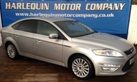 2013 FORD MONDEO 2.0 ZETEC BUSINESS EDITION TDCI 5d 161 BHP £4399.00