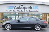 2008 BMW 3 SERIES 3.0 325I M SPORT 2d AUTO 215 BHP £7995.00