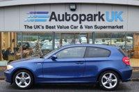 2010 BMW 1 SERIES 2.0 116I SPORT 3d AUTO 121 BHP £6595.00