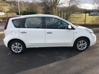 USED 2011 60 NISSAN NOTE 1.5 ACENTA DCI 5d 89 BHP