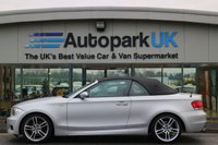 2008 BMW 1 SERIES 2.0 120D M SPORT 2d 175 BHP £5995.00
