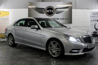 USED 2012 62 MERCEDES-BENZ E-CLASS 3.0 E350 CDI BLUEEFFICIENCY SPORT ED125 4d AUTO 265 BHP