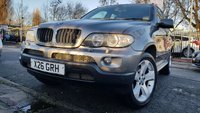 USED 2005 X BMW X5 3.0 SPORT 24V 5d 228BHP PRIVATE REG WITH CAR X26GRH+