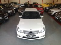 2011 MERCEDES-BENZ C CLASS C220 CDI BLUEEFFICIENCY SPORT 2.1 4d AUTO  £8750.00