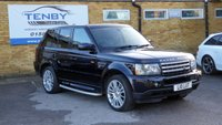 USED 2007 LAND ROVER RANGE ROVER SPORT 3.6 TDV8 SPORT HSE 5d 269 BHP