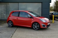 USED 2009 59 RENAULT TWINGO 1.6 RENAULTSPORT 3d 131 BHP JUST 14,000 MILES FROM NEW, ONE OWNER, FULL SERVICE HISTORY, CAMBELT CHANGED, CUP CHASSIS