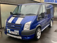 USED 2012 12 FORD TRANSIT 2.2 260 SPORT LR 1d 138 BHP A FANTASTIC OPPORTUNITY TO OWN THIS 1 OWNER TRANSIT SPORT WHICH COMPRISES A FIRST CLASS SERVICE HISTORY OF 6 MAIN FORD DEALER STAMPS.