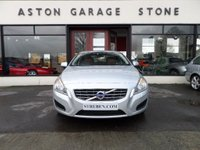 USED 2011 11 VOLVO S60 2.0 D3 SE 4d 161 BHP **NAV * FSH * S/ROOF** ** SAT NAV * F/S/H * LEATHER * SUNROOF **