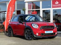 2015 MINI COUNTRYMAN 2.0 COOPER SD ALL4 5d 141 BHP £14295.00