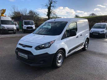 2017 FORD TRANSIT CONNECT T200 SWB 75PS £9995.00