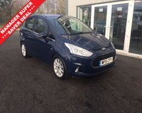 USED 2015 15 FORD B-MAX 1.0 TITANIUM ECOBOOST 100 BHP THIS VEHICLE IS AT SITE 1 - TO VIEW CALL US ON 01903 892224