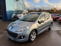 USED 2010 60 PEUGEOT 207 1.6 HDI SW SPORT 5d 92 BHP FULL SERVICE HISTORY
