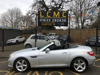 2012 MERCEDES-BENZ SLK 2.1 SLK250 CDI BLUEEFFICIENCY 2d AUTO 204 BHP £10000.00