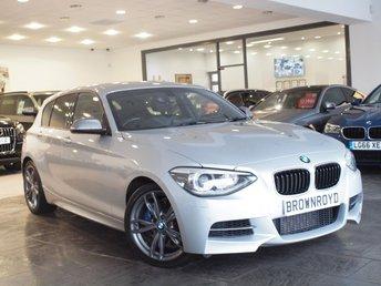 2013 BMW 1 SERIES 3.0 M135I 5d 316 BHP Auto £14990.00
