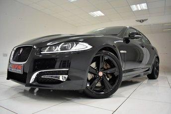 2014 JAGUAR XF 3.0 D V6 S PREMIUM LUXURY 4 DOOR £17995.00